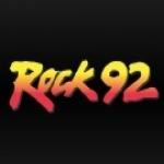 Logo da emissora WKRR 92.3 FM