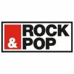 Logo da emissora Radio Rock and Pop 107.9 FM