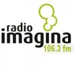 Logo da emissora Radio Imagina 106.3 FM