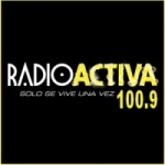 Logo da emissora Radio Activa 100.9 FM