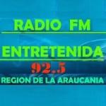 Logo da emissora Radio Entretenida 92.5 FM
