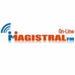 Logo da emissora Radio Magistral 93.9 FM