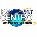 Logo da emissora Radio Centro 91.7 FM