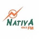 Logo da emissora Radio Nativa 106.5 FM