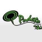 Logo da emissora Radio Pudeto 98.1 FM