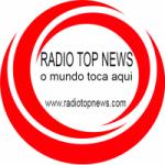 Logo da emissora Rádio Top News