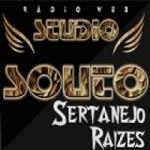 Logo da emissora Rádio Studio Souto - Sertanejo Raizes