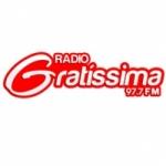 Logo da emissora Radio Gratíssima 97.7 FM