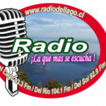 Logo da emissora Radio Del Lago 93.3 FM
