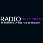 Logo da emissora Radio Del Rio 104.1 FM