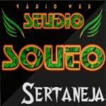 Logo da emissora R�dio Studio Souto - Sertaneja
