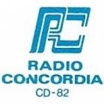 Logo da emissora Radio Concordia 820 AM
