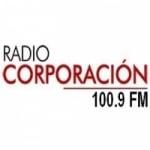 Logo da emissora Radio Corporaci�n 100.9 FM
