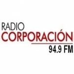 Logo da emissora Radio Corporación 94.9 FM