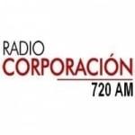 Logo da emissora Radio Corporación 720 AM