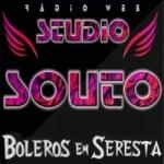 Logo da emissora Rádio Studio Souto - Boleros em Seresta