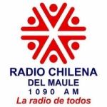 Logo da emissora Radio Chilena del Maule 1090 AM