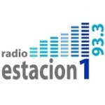Logo da emissora Radio Estacion 93.3 FM