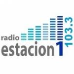 Logo da emissora Radio Estacion 103.3 FM