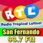 Logo da emissora Radio RTL 93.7 FM