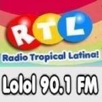 Logo da emissora Radio RTL 90.1 FM