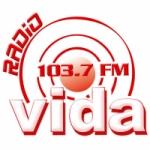 Logo da emissora Radio Vida 103.7 FM