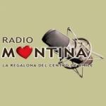 Logo da emissora Radio Montina 96.5 FM