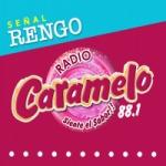 Logo da emissora Radio Caramelo 88.1 FM