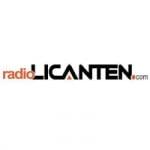 Logo da emissora Radio Licantén 107.1 FM