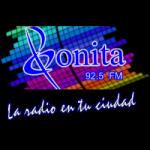 Logo da emissora Radio Bonita 92.5 FM