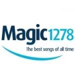 Logo da emissora Radio Magic 1278 AM