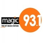 Logo da emissora Radio Magic FM 93.1