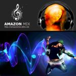 Logo da emissora Amazon Mix