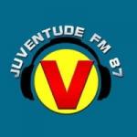Logo da emissora Rádio Juventude 87.9 FM