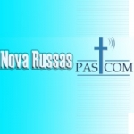 Logo da emissora Pascom FM