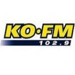 Logo da emissora Radio KOFM 102.9 FM