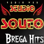 Logo da emissora Rádio Studio Souto - Brega Hits