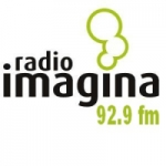 Logo da emissora Radio Imagina 92.9 FM