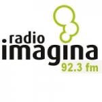 Logo da emissora Radio Imagina 92.3 FM