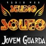 Logo da emissora Rádio Studio Souto - Jovem Guarda