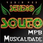 Logo da emissora R�dio Studio Souto - MPB Musicalidade