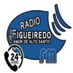 Logo da emissora R�dio Rio Figueiredo 104.9 FM