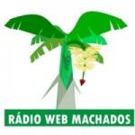 Logo da emissora Rádio Web Machados