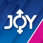 Logo da emissora Radio JOY 94.9 FM