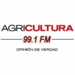 Logo da emissora Radio Agricultura 99.1 FM