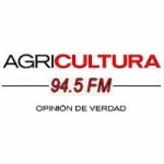 Logo da emissora Radio Agricultura 94.5 FM