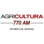 Logo da emissora Radio Agricultura 770 AM