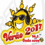 Logo da emissora Rádio Onda Nova 96.3 FM