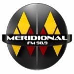 Logo da emissora Meri Rock