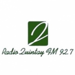 Logo da emissora Radio Quintay 92.7 FM